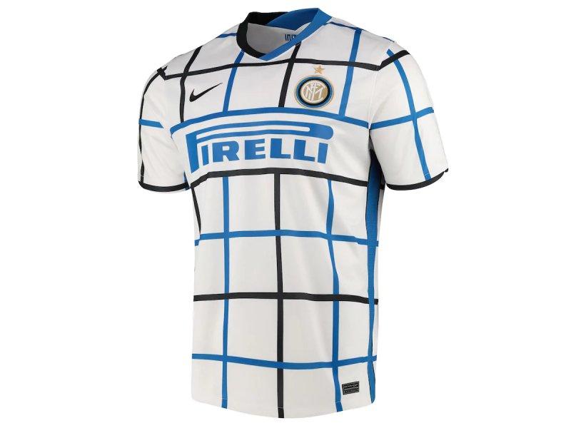 Inter Mailand Nike Trikot Away 20 21