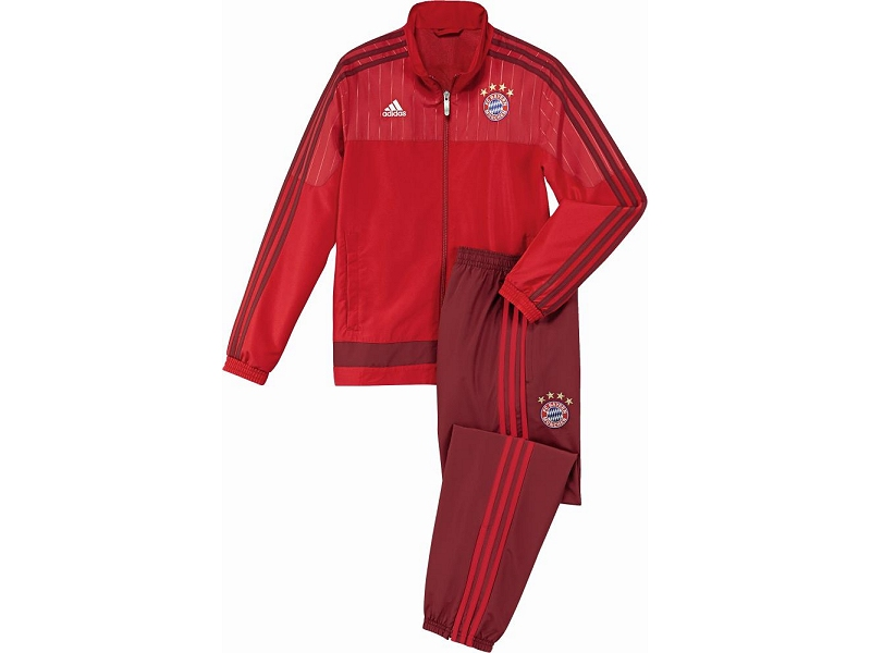 Trainingsanzug FC Bayern München  15-16