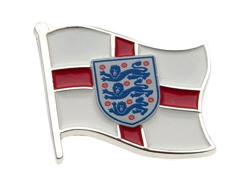 Pin England