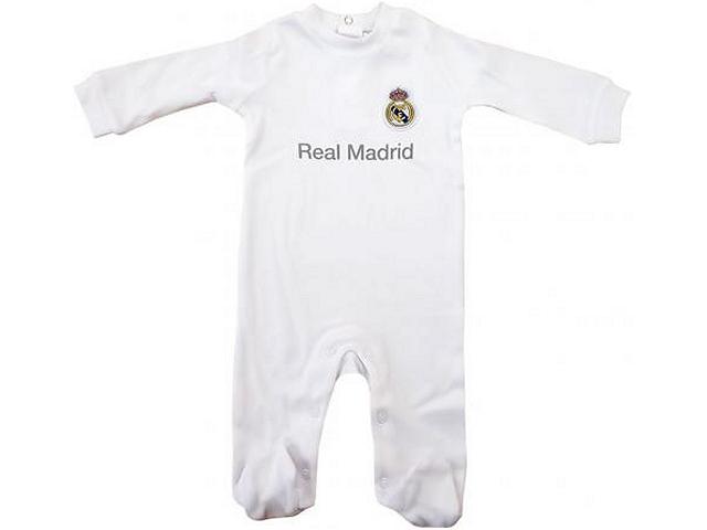 Baby-Schlafanzug Real Madrid