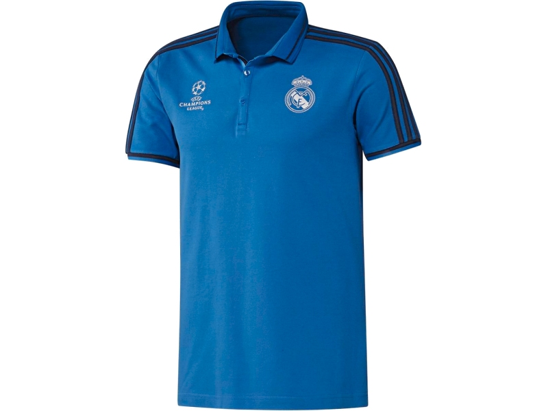 Poloshirt Real Madrid 15-16