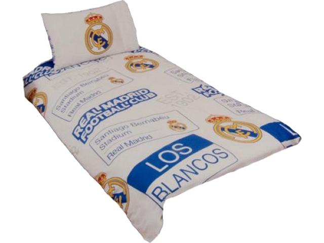 Bettwäsche Real Madrid