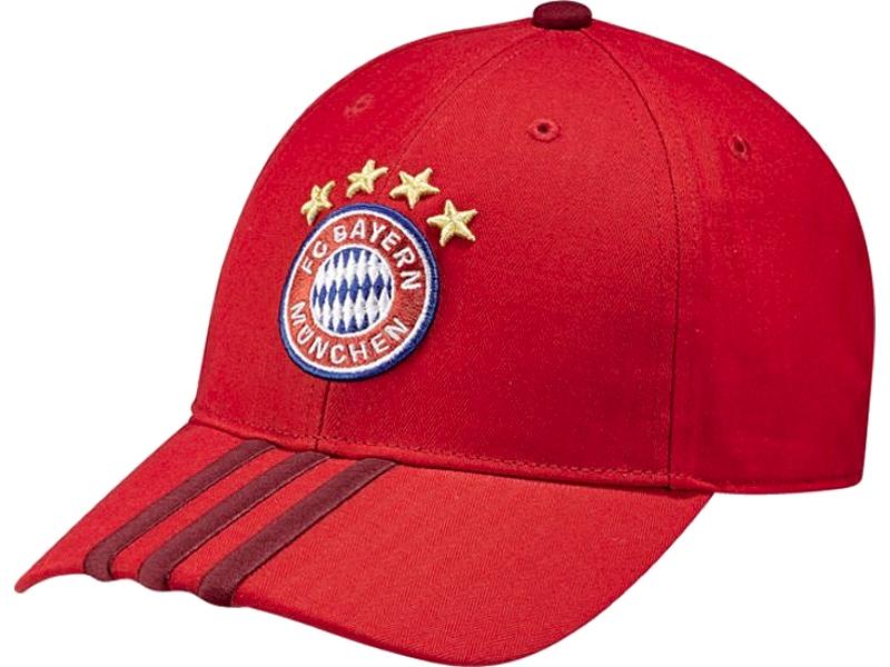Kinder Base-cap FC Bayern München  15-16