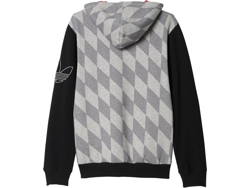 FC Bayern München  Kapuzen-sweatshirt AI7425