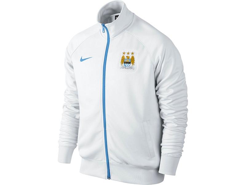Sweatjacke Manchester City 15-16