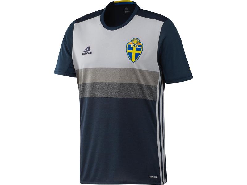 Trikot Schweden 16-17