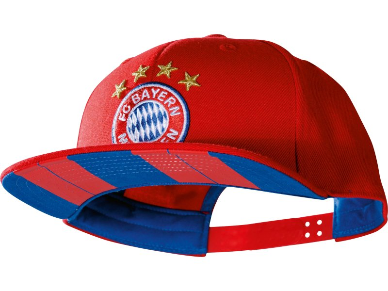 hfcb34 fc bayern m nchen adidas basecap m tzen caps. Black Bedroom Furniture Sets. Home Design Ideas