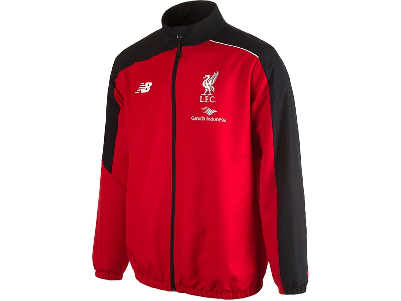 Kinder Jacke FC Liverpool 15-16