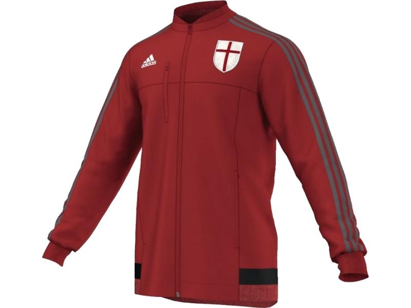 Sweatjacke AC Mailand 15-16
