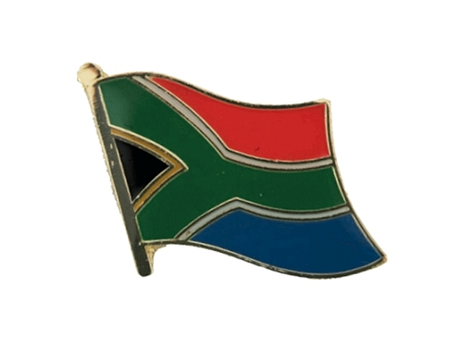 Pin Südafrika