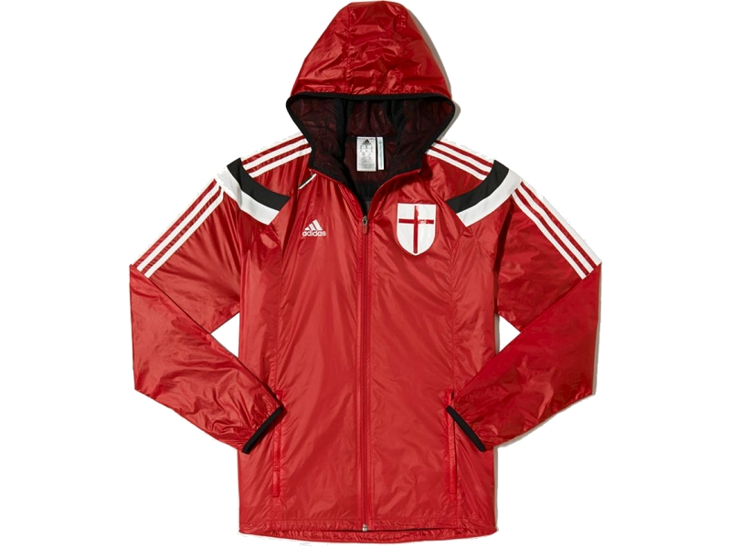 Sweatjacke AC Mailand