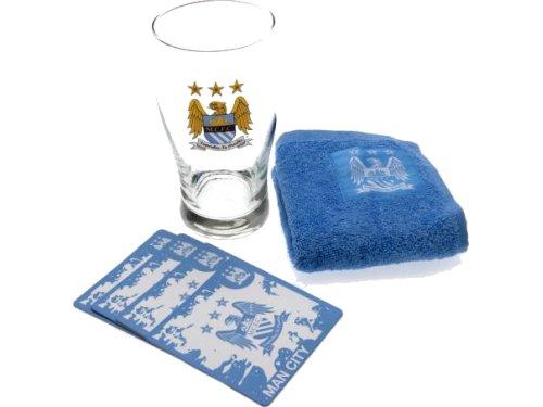 Mini Bar Set Manchester City