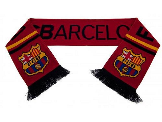 Schal FC Barcelona 2015