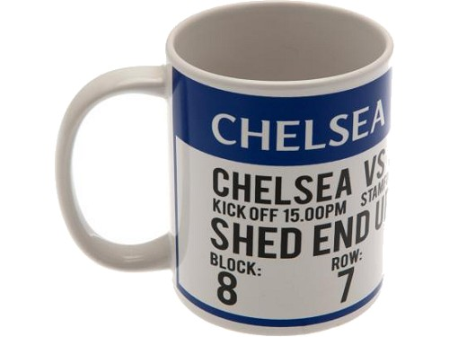 Chelsea London Becher t05mugchmd
