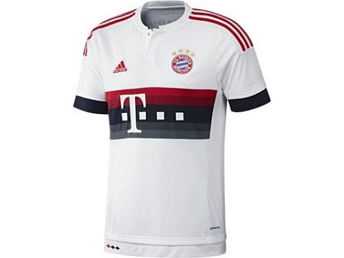 Trikot FC Bayern München  15-16
