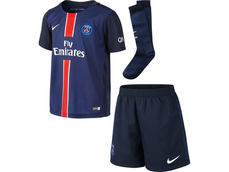 Mini Kit Paris Saint-Germain 15-16