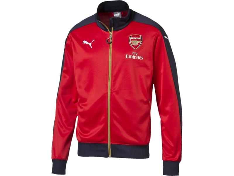 Sweatjacke Arsenal London 15-16
