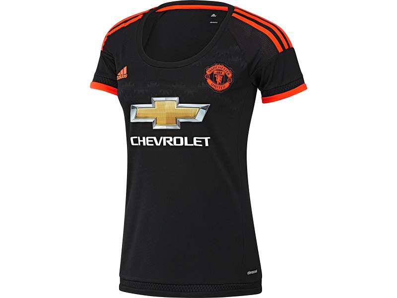 Damen Trikot Manchester United 15-16
