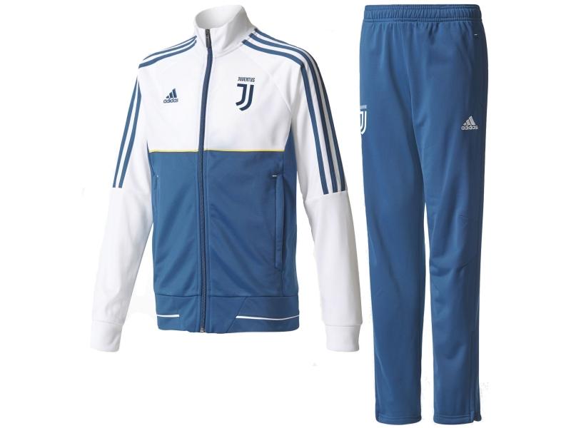 reasonably priced order united states Juventus Turin Adidas Kinder Trainingsanzug (17-18)