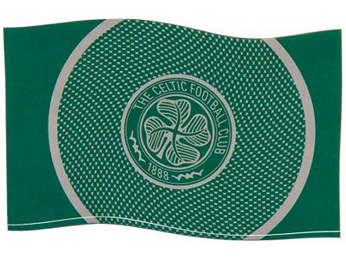 Fahne Celtic Glasgow 2015