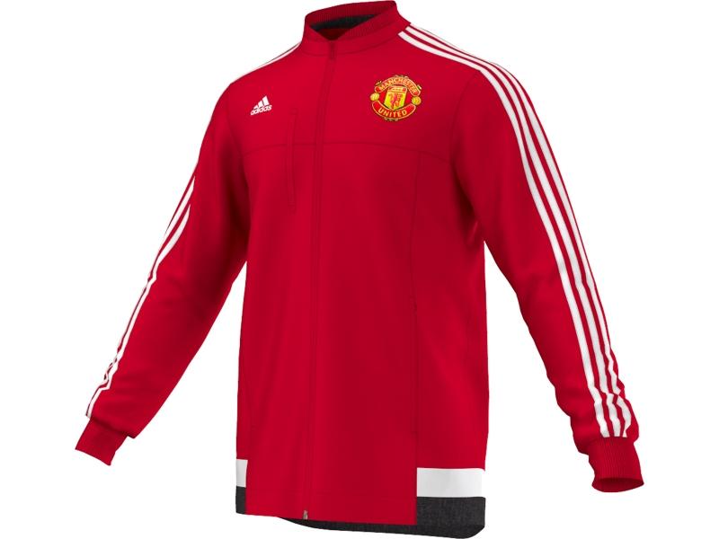 Kinder Jacke Manchester United 15-16