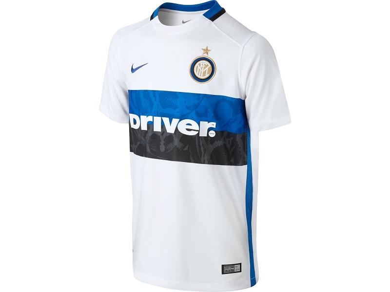 Kinder Trikot Inter Mailand 15-16