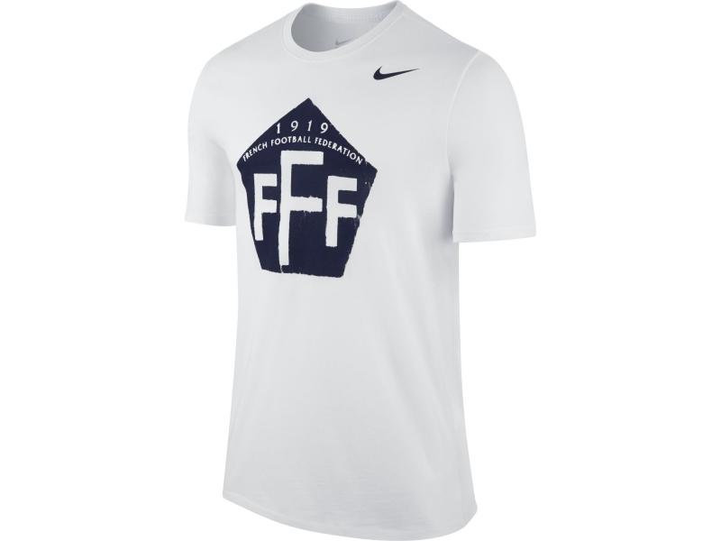 T-Shirt Frankreich 15-16