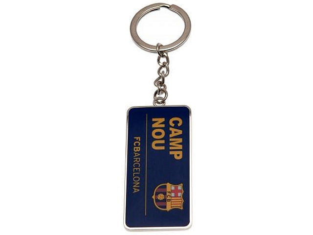 Schlüsselanhänger FC Barcelona