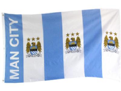 Fahne Manchester City