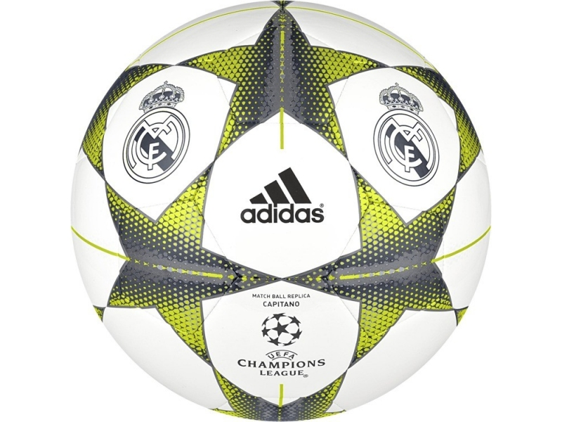 Fußball Real Madrid 15-16
