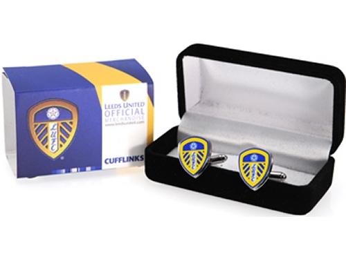 Manschettenknöpfe Leeds United