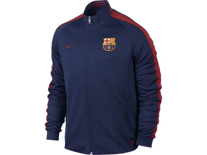 Sweatjacke FC Barcelona 15-16