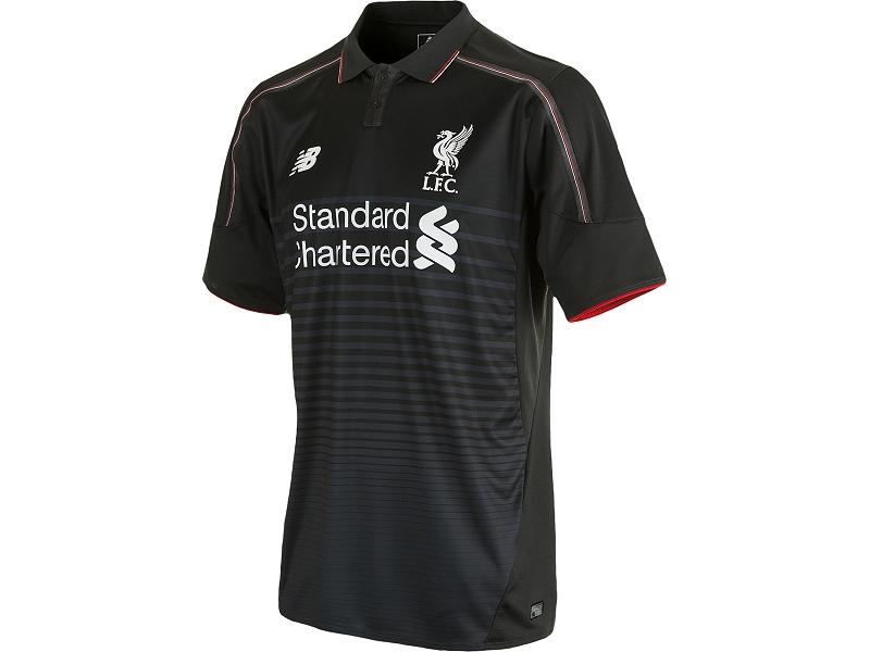 Kinder Trikot FC Liverpool 15-16