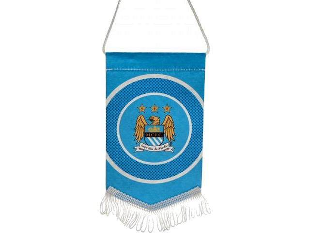 Wimpel Manchester City 2015