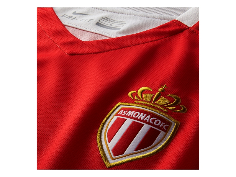694917-106 Trikot AS Monaco 15-16