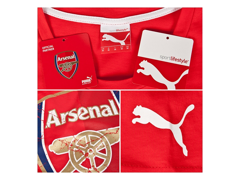 746480_01 T-Shirt Arsenal London