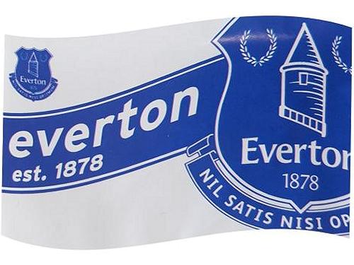 Fahne Everton