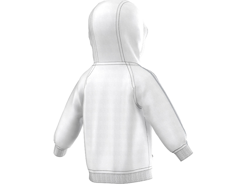 Real Madrid Kinder Sweatshirt AA1789