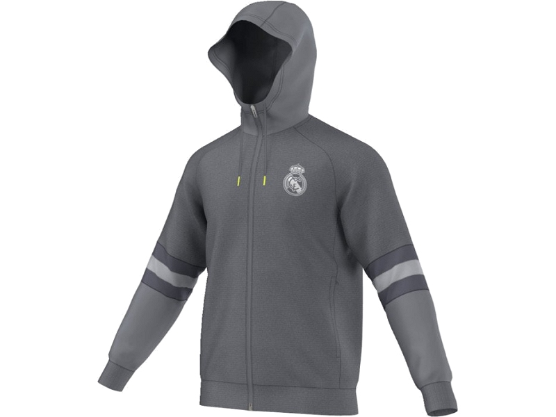 Kapuzen-sweatshirt Real Madrid 15-16
