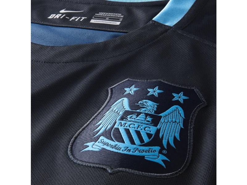 659079-476 Kinder Trikot Manchester City 15-16