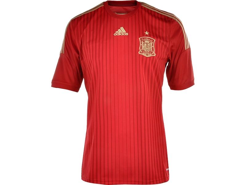 Trikot Spanien 15-16