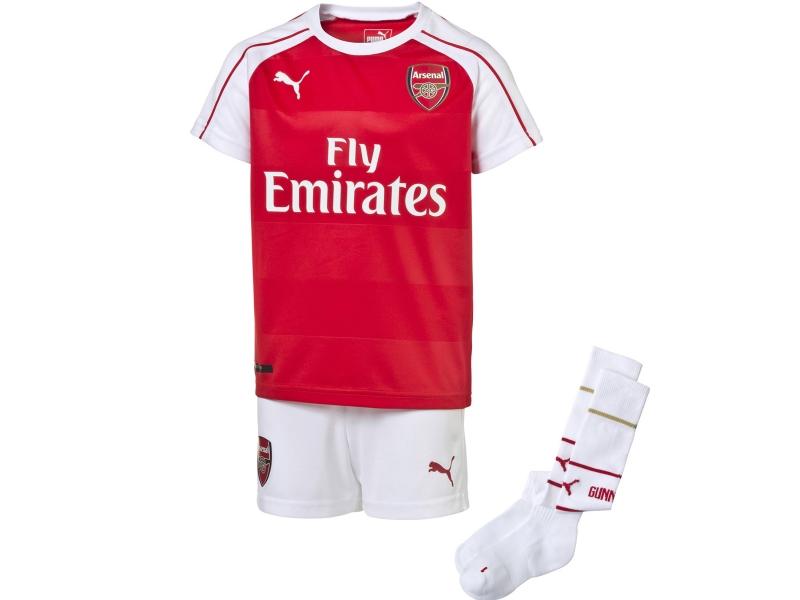 Mini Kit Arsenal London 15-16