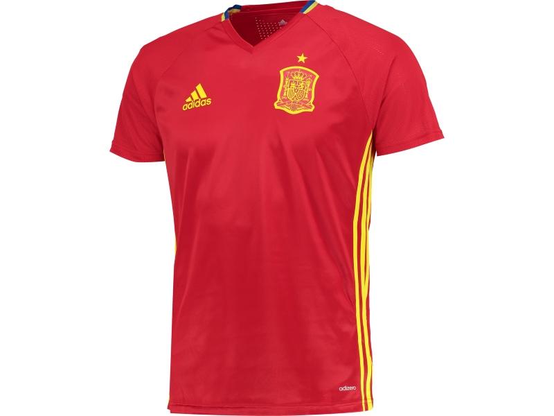Kinder Trikot Spanien 16-17