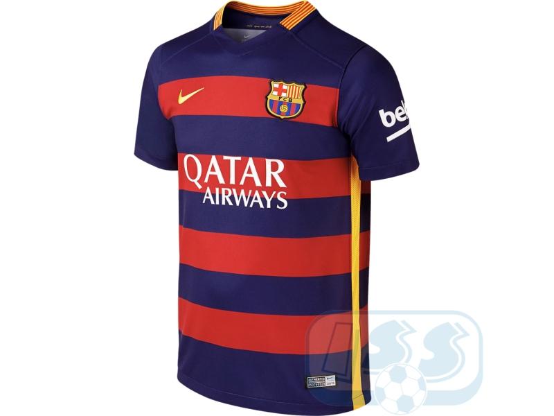 Kinder Trikot FC Barcelona 15-16