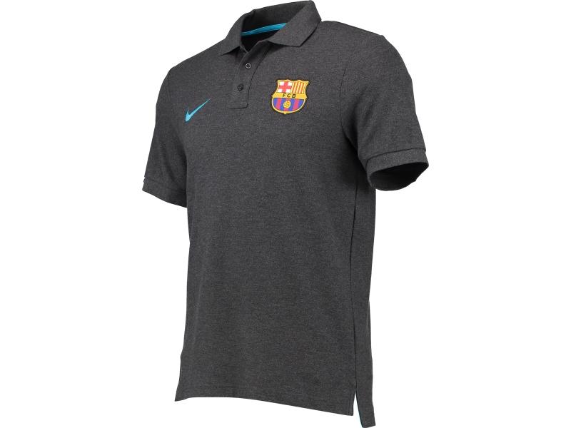 Poloshirt FC Barcelona 15-16