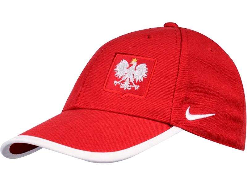 Basecap Polen 12-13