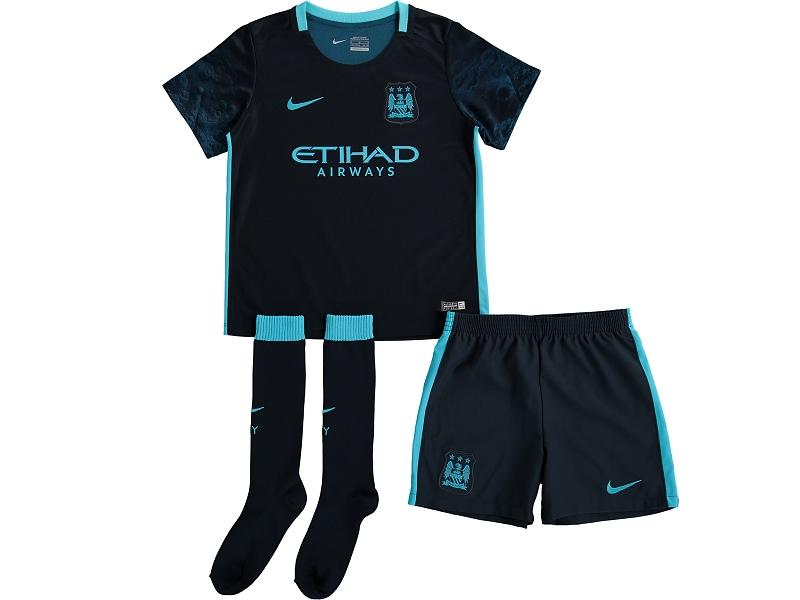 Mini Kit Manchester City 15-16