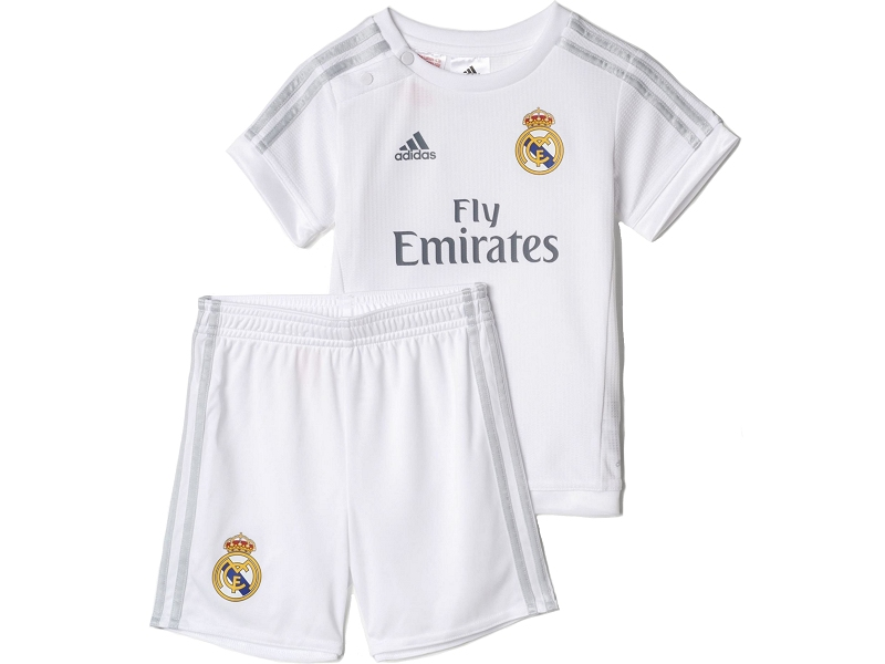Mini Kit Real Madrid 15-16