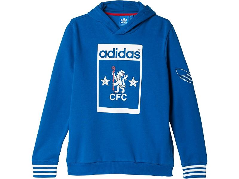 Kapuzen-sweatshirt Chelsea London 2015
