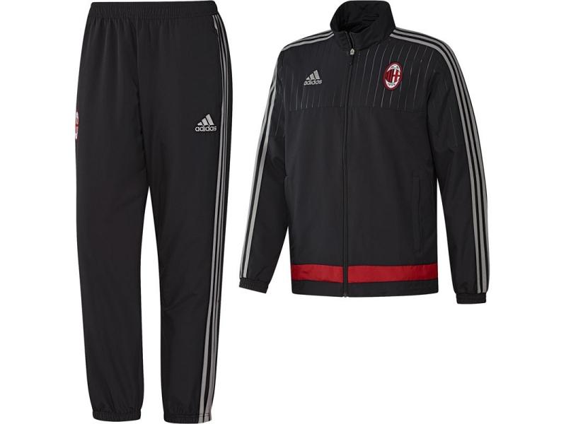 Trainingsanzug AC Mailand 15-16